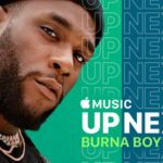 Burna Boy announced as Apple Music's Up Next artist