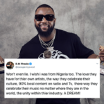 If wishes were horses…South African CASSPER NYOVEST would have become a NIGERIAN