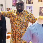 MAGIC Show was a beauty of personal & collective significance as… Ghana President's Independence Day Attire by HARMONY TRENDS shone at US Exhibition
