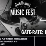 JACK DANIEL'S MUSIC FEST: Wendy Shay, Edem, Kuami Eugene, Yaa Pono, et al to thrill fans on the 25th of August