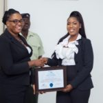 Another VICTORI-a-OUS feat for LEBENE…as she gets appointed as UN Youth Ghana Secretary-General