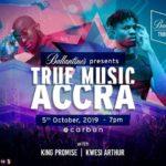 Ballantine's Presents True Music Accra, a New Movement for Pioneering Artists