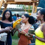 The Foodies that visited Zaytoun Artisan Café @ the Accra Premium Food Festival