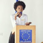 VICTORIA MICHAELS joins another delicious clique as…the 'Champion of the Environment' for the EUROPEAN UNION GHANA – photos speak!