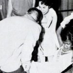 Do you know that Nigeria's representative at the Miss Universe Pageant in 1964, EDNA PARK fainted after her name wasn't called as a Finalist?
