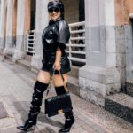 Jijiglam returns with a 'black'-LEATHER-pep in our sunshine-step