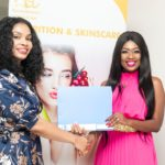 Starting 2020 with the SELLYbration of a beauty without compromise…as RIOVIAN SKINCARE INTERNATIONAL signs SELORM GALLEY-FIAWOO for an epic $50,000 – 365 days gorgeous ambassadorial deal