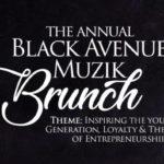 D-Black announces the 1st Annual Black Avenue Muzik Brunch for May 2020