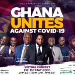 Sonnie Badu to Headline Virtual Concert to Support Fight against Covid-19