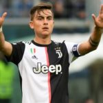 Juventus player, DYBALA tests positive for Coronavirus fourth time in six weeks