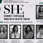 2020 SHE SUMMIT VIRTUAL…another GLITZ AFRICA presentation