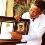 Brilliant beyond compare as…STONEBWOY equates GHANA MUSIC AWARDS USA to Grammy Award