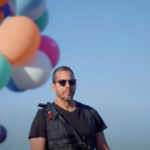 Breaking YouTube original live viewership…Watch how DAVID BLAINE went up to 24,900 feet high carried up by HELIUM BALLOONS
