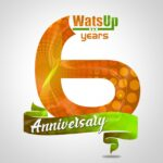 Hurray! WatsUp TV Celebrates 6 years Anniversary