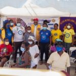 A healthy narrative with a telling factor of bliss as…CHURCHILL FOUNDATION and LIONS CLUB INTERNATIONAL HAD FREE DIABETES TESTING & MEDICATION FOR THE PEOPLE OF CHORKOR