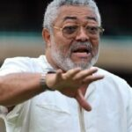 It's au revoir, goodbye to one of Africa's greatest leaders as…JERRY JOHN RAWLINGS departs from this world
