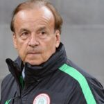 It shall soon be AU REVOIR to Nigeria's Football Coach, ROHR after AFCON qualifier as…Sports Ministers hints at sacking