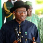 Goodluck Jonathan:We are in trouble, Nigeria's unity questionable