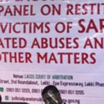 70-year-old Victim story to Panel:Police made me blind, my life is miserable