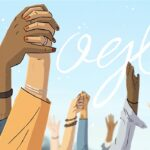 A special Doodle for GOOGLE as…INTERNATIONAL WOMEN'S DAY Celebration is marked worldwide