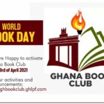 "World Book Day 2021: GHANA LITERARY FOUNDATION activates ""Ghana Book Club"""