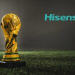 Happening 21 November – 18 December…HISENSE becomes official sponsor of the FIFA World Cup 2022
