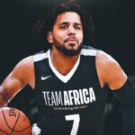 With his first play scheduled for this Sunday…Rapper J. Cole signing with Rwanda Patriots in the Basketball Africa League