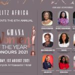 GHANA WOMEN OF THE YEAR HONOURS 2021…meet the HONOUREES
