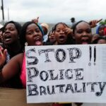 POLICE BRUTALITY IN AFRICA…#BrunchAfrica takes a look into how Africans have been demoralized, depressed & deflated by the guns and batons of those we've entrusted our lives to