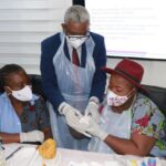 "DKT WomanCare Global in collaboration with DKT International Ghana organized a ""Papaya Training"" to mark International Safe Abortion Day"